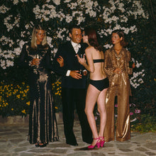 Load image into Gallery viewer, NIGHTTIME GARDENING BY HELMUT NEWTON