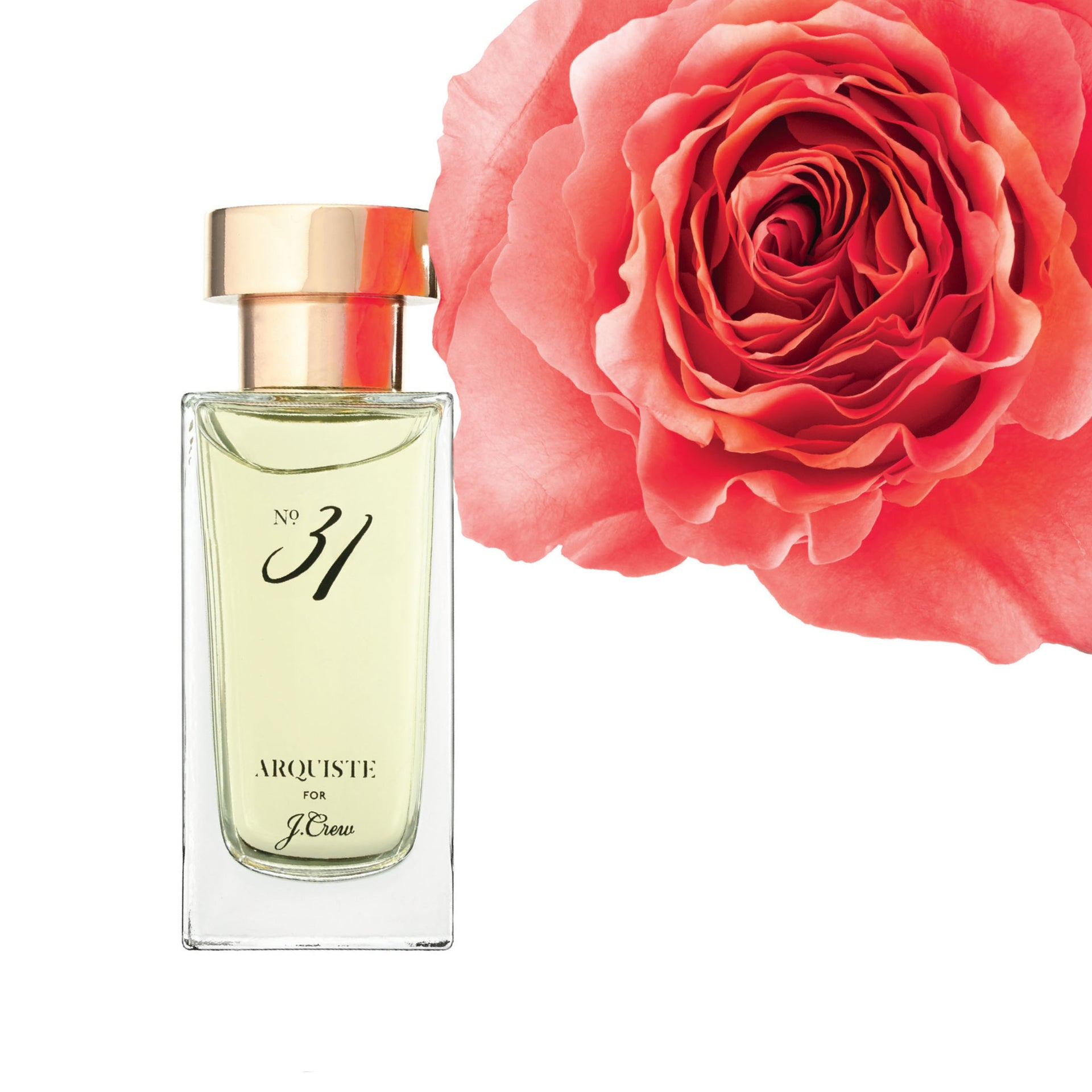 ARQUISTE No.31 scent perfume unisex for J.Crew JCrew No. 31 Jenna Lyons fragrance