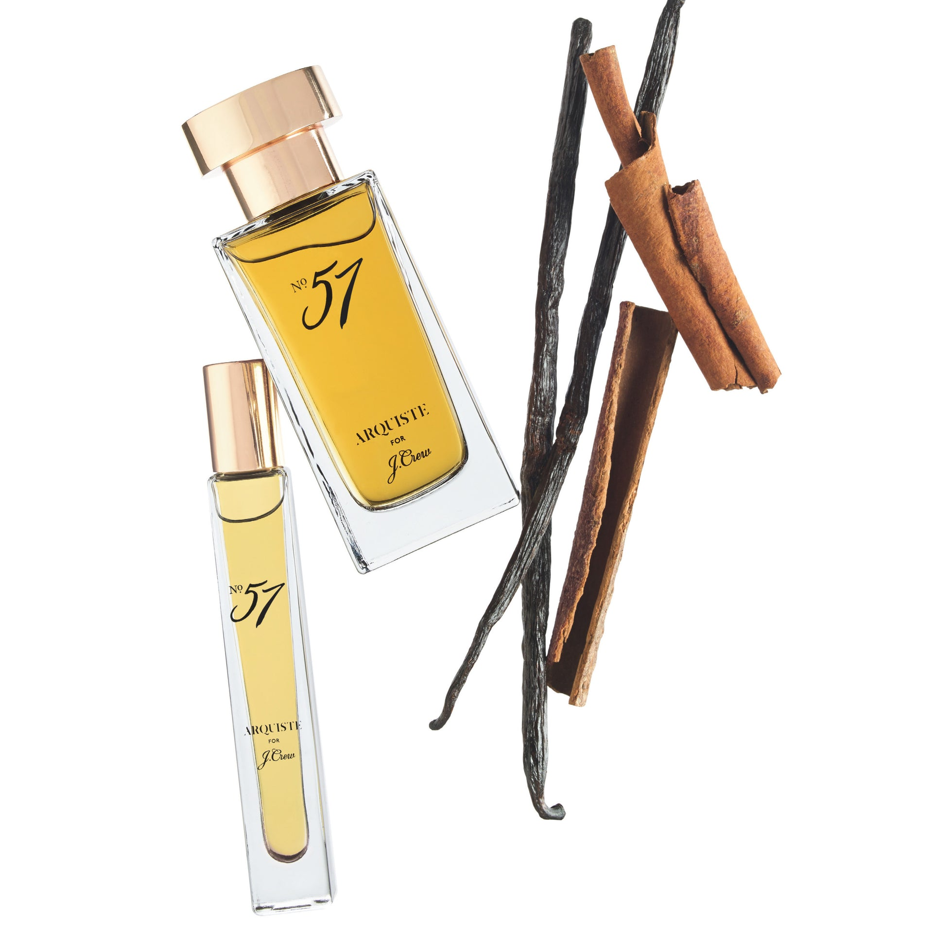 ARQUISTE No.57 scent perfume unisex for J.Crew JCrew Jenna Lyons fragrance