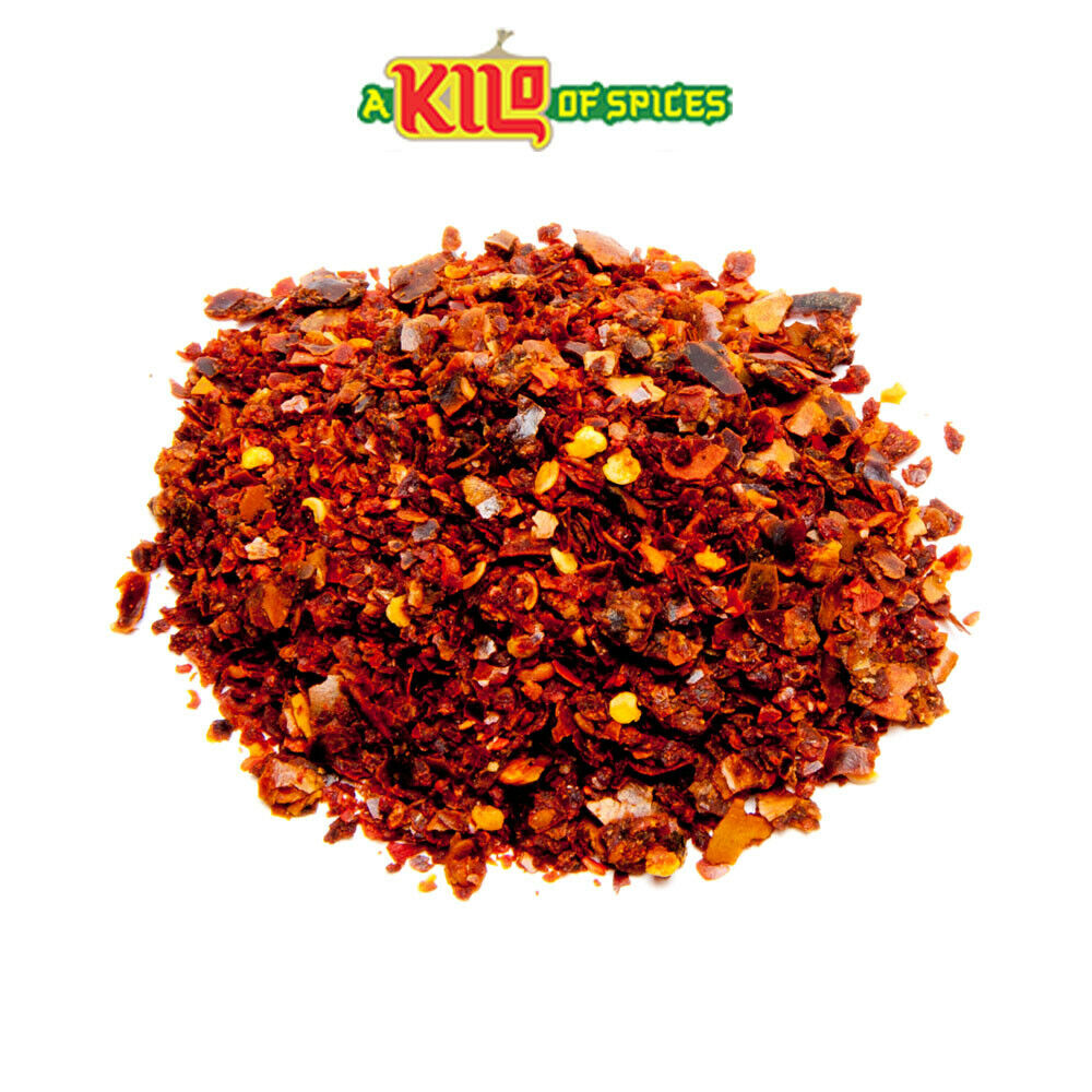 Aleppo pepper flakes - A Kilo of Spices