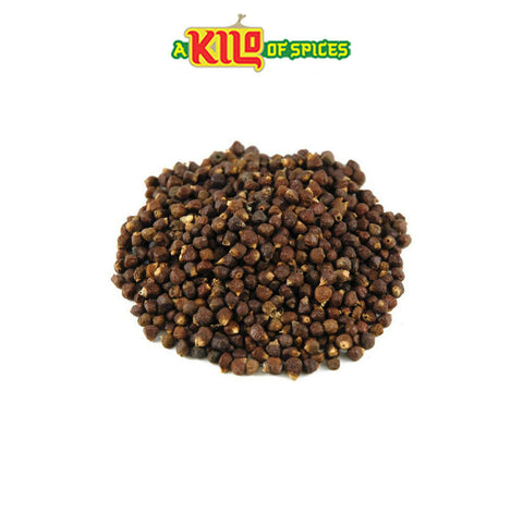 Grains of Paradise seeds whole - A Kilo of Spices