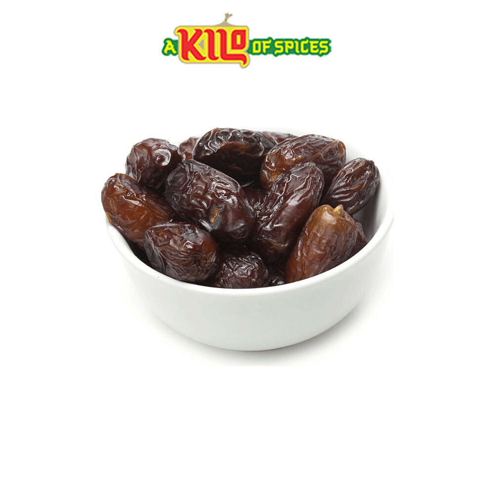 Dates whole pitted - A Kilo of Spices