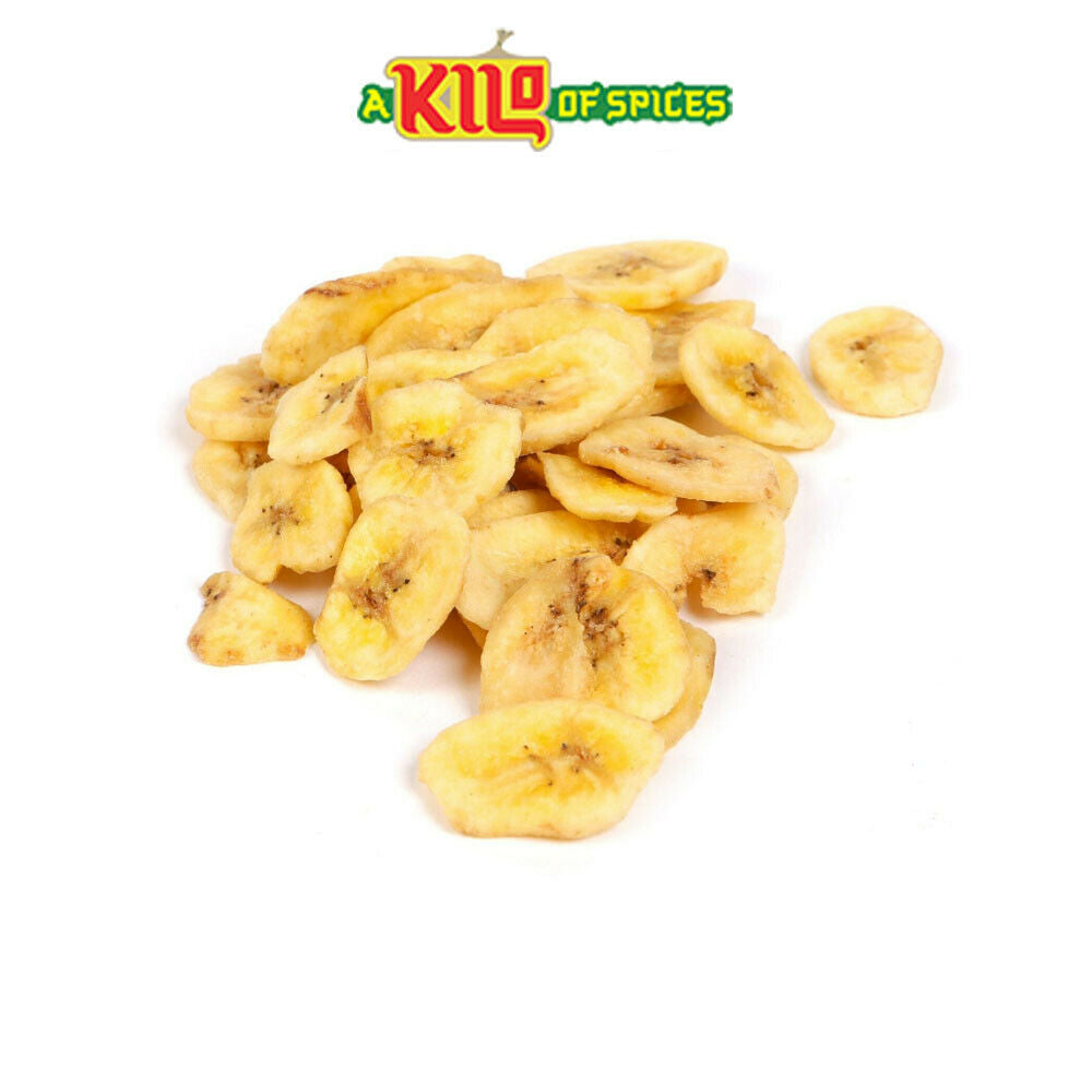 Banana chips - A Kilo of Spices