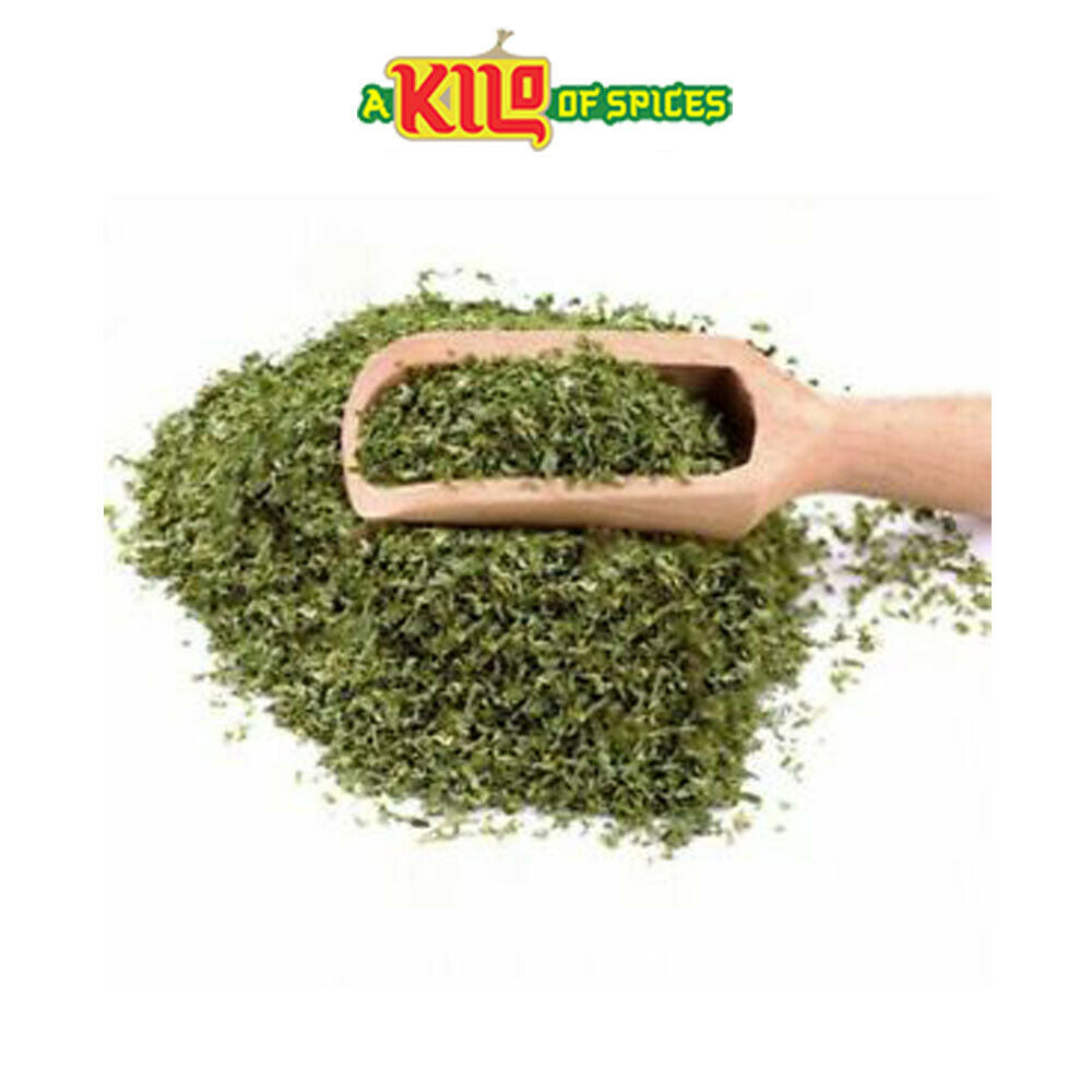 Parsley English Rubbed - A Kilo of Spices