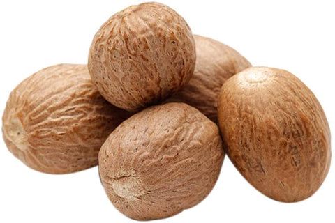 Whole Nutmeg - A Kilo of Spices