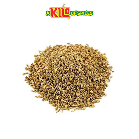 Carom Seeds (Ajwan Seeds) - A Kilo of Spices
