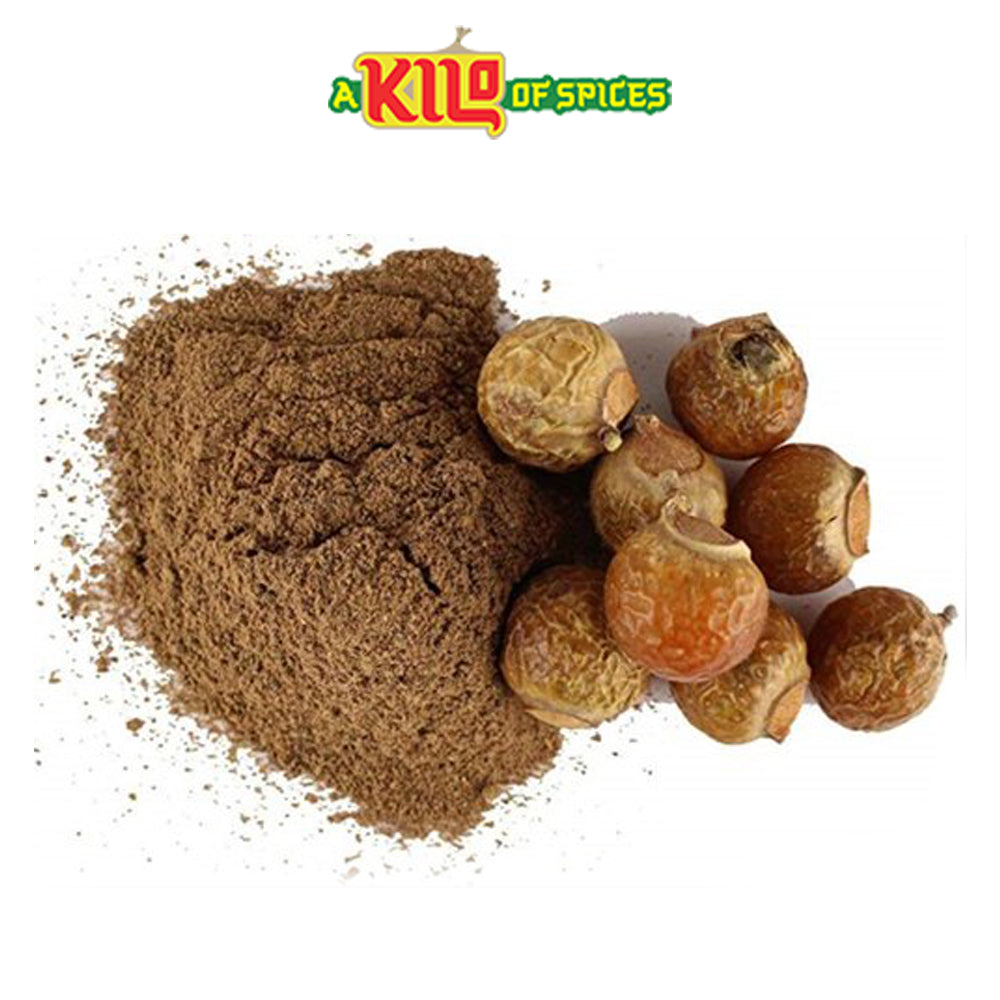 Aritha Soap Nut Powder - A Kilo of Spices