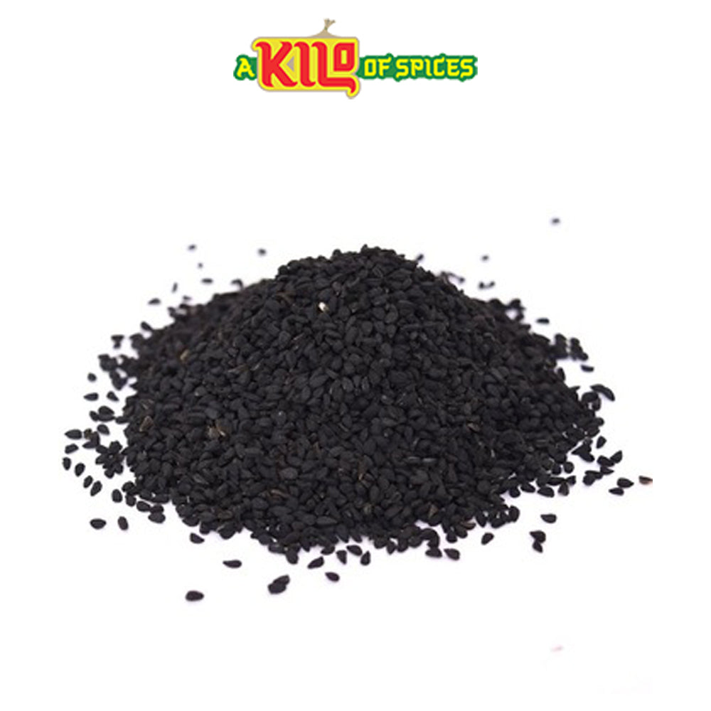 Kalonji (Nigella Seeds) - A Kilo of Spices