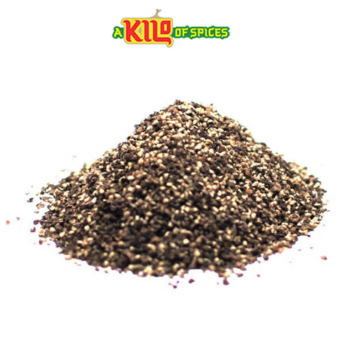 Black pepper coarse - A Kilo of Spices