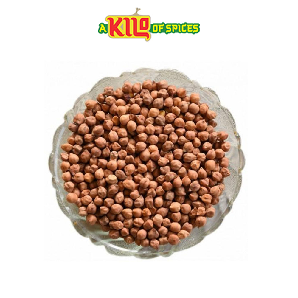 Brown Chick Peas Whole (Kala Chana) - A Kilo of Spices