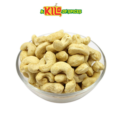 Cashew Nuts - A Kilo of Spices