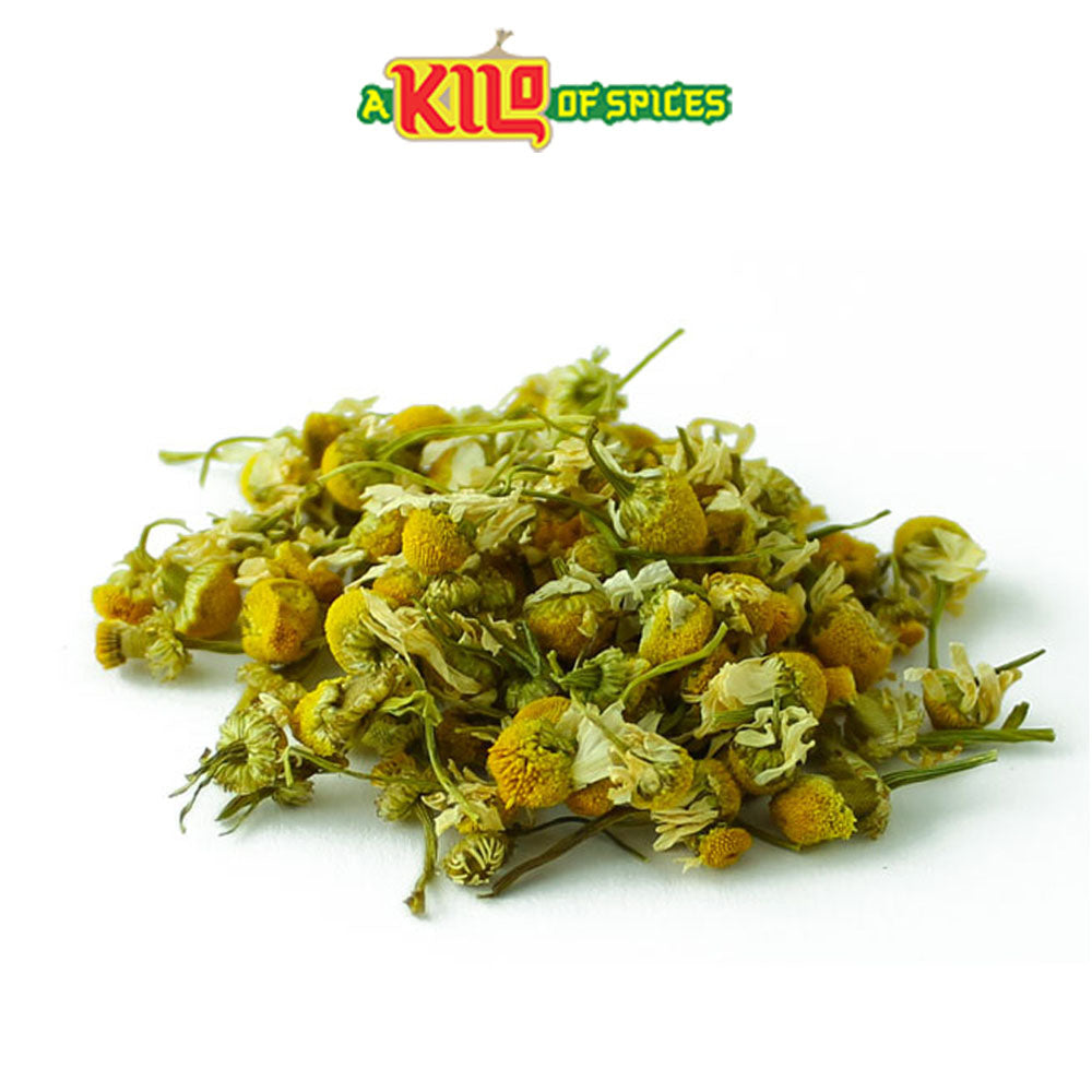 Chamomile Dried Flowers - A Kilo of Spices