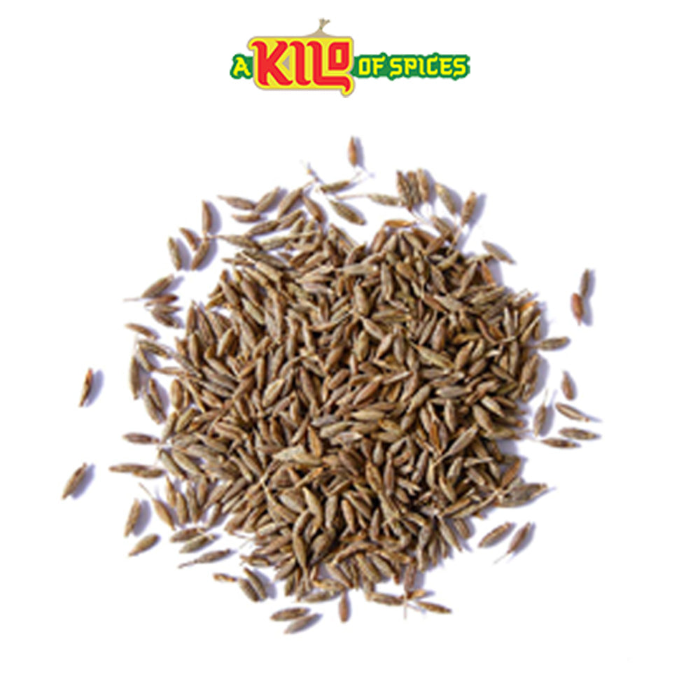 Cumin Seeds (Jeera) - A Kilo of Spices