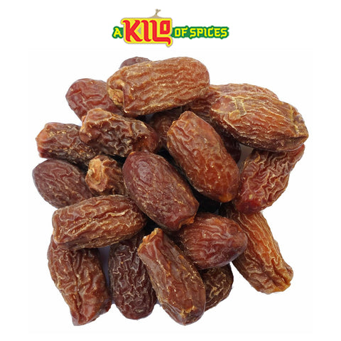 Dried Dates - A Kilo of Spices