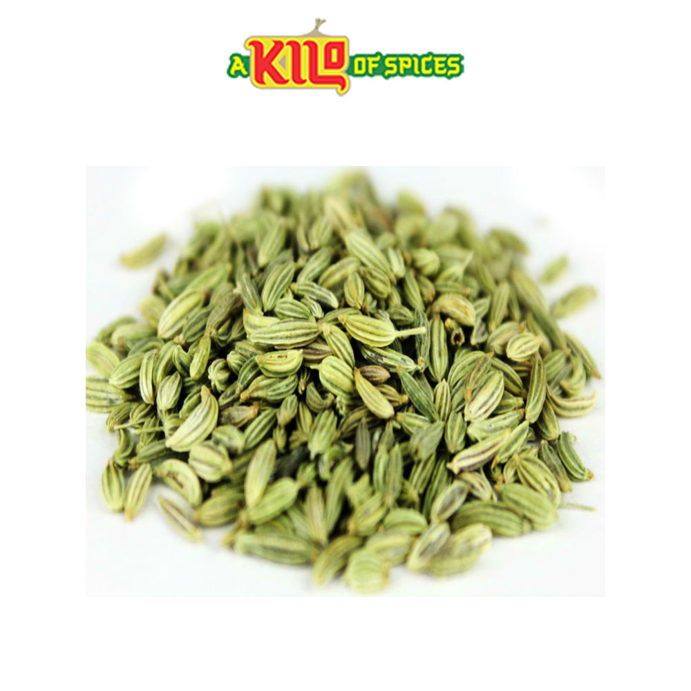 Fennel Seeds - A Kilo of Spices