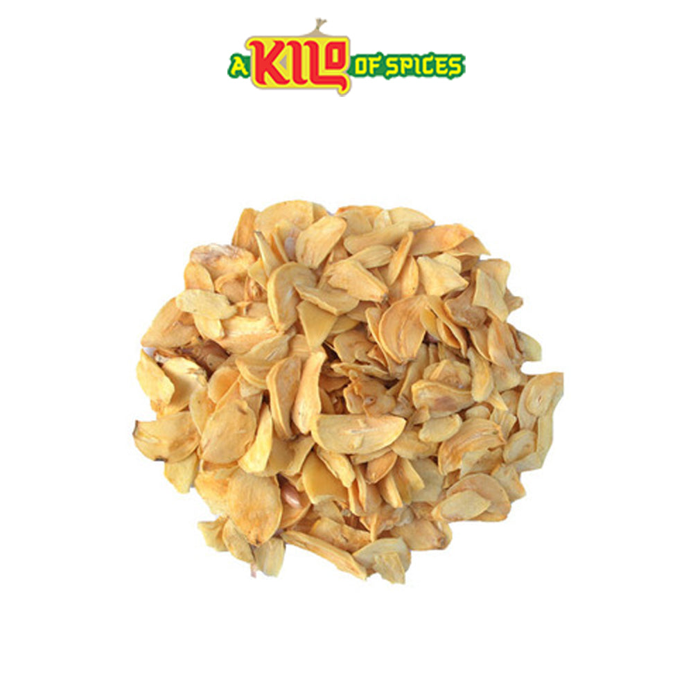 Garlic Flakes - A Kilo of Spices