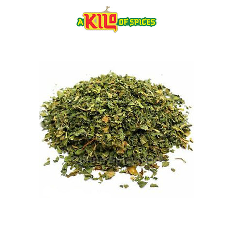 Methi Leaves (Fenugreek Leaves) - A Kilo of Spices