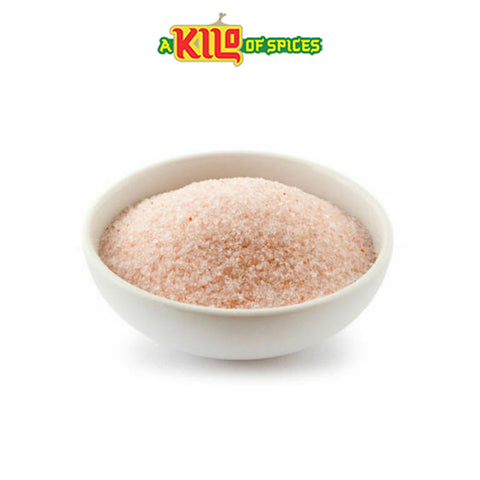 Virgin Pink Himalayan Salt Fine - A Kilo of Spices
