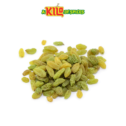 Green Sultanas - A Kilo of Spices
