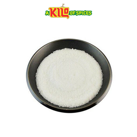 Ground White Salt Powder (Fararinamak) - A Kilo of Spices