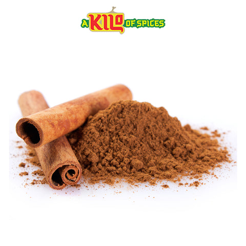 Cassia Cinnamon Powder - A Kilo of Spices