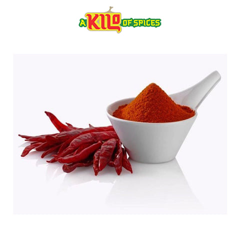 Kashmiri Chilli Powder - A Kilo of Spices