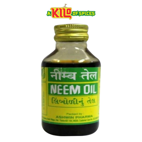 Neem Oil 100ml - A Kilo of Spices