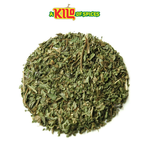 Peppermint Tea Leaves - A Kilo of Spices