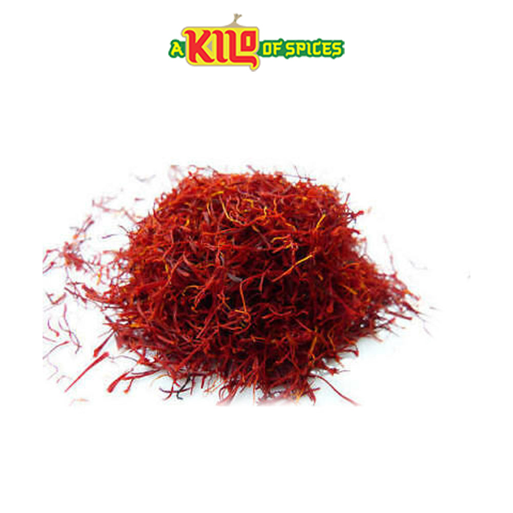 Spanish Saffron - A Kilo of Spices