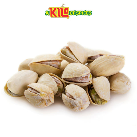 Salted Pistachio - A Kilo of Spices