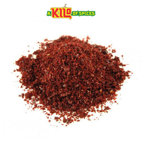 Sumac - A Kilo of Spices