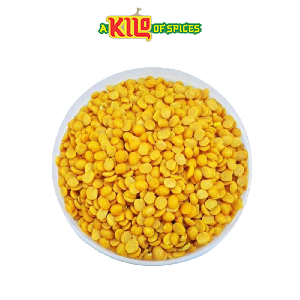 Dry Split Pigeon Peas (Toor Dall) - A Kilo of Spices