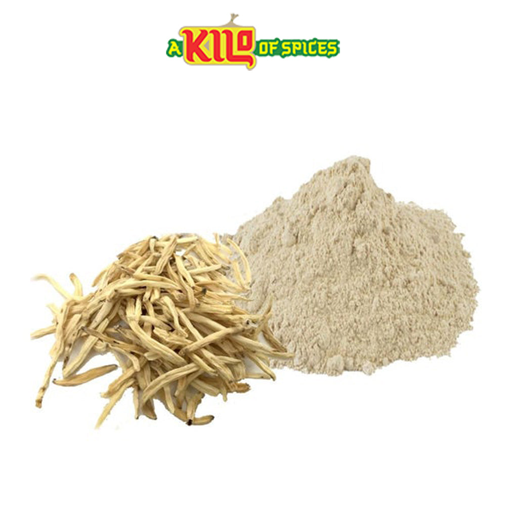 White Musali Powder (Chlorophytum Borivilium) - A Kilo of Spices