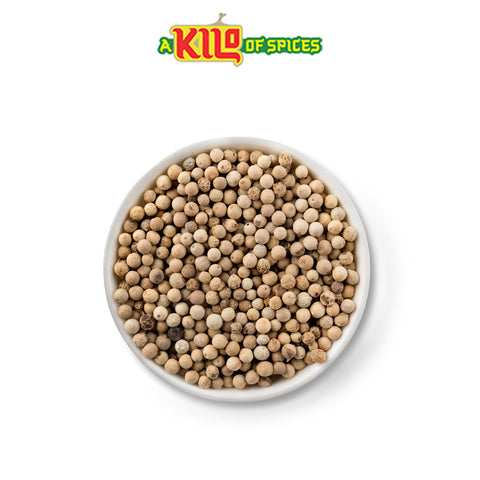 White Peppercorn - A Kilo of Spices