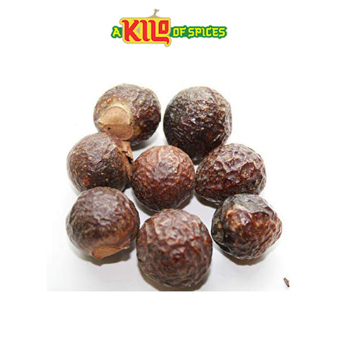 Aritha Soap Nut Whole - A Kilo of Spices