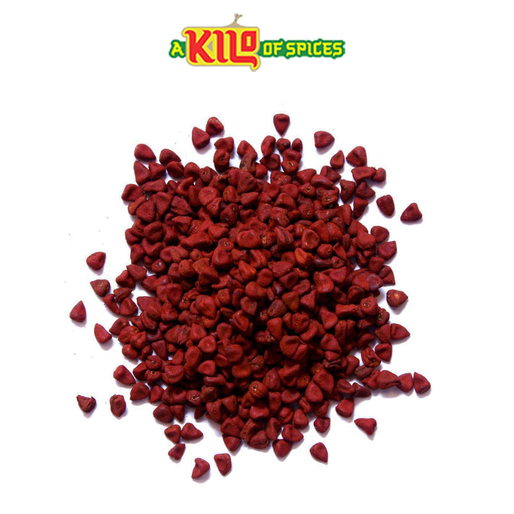 Annatto Seeds - A Kilo of Spices