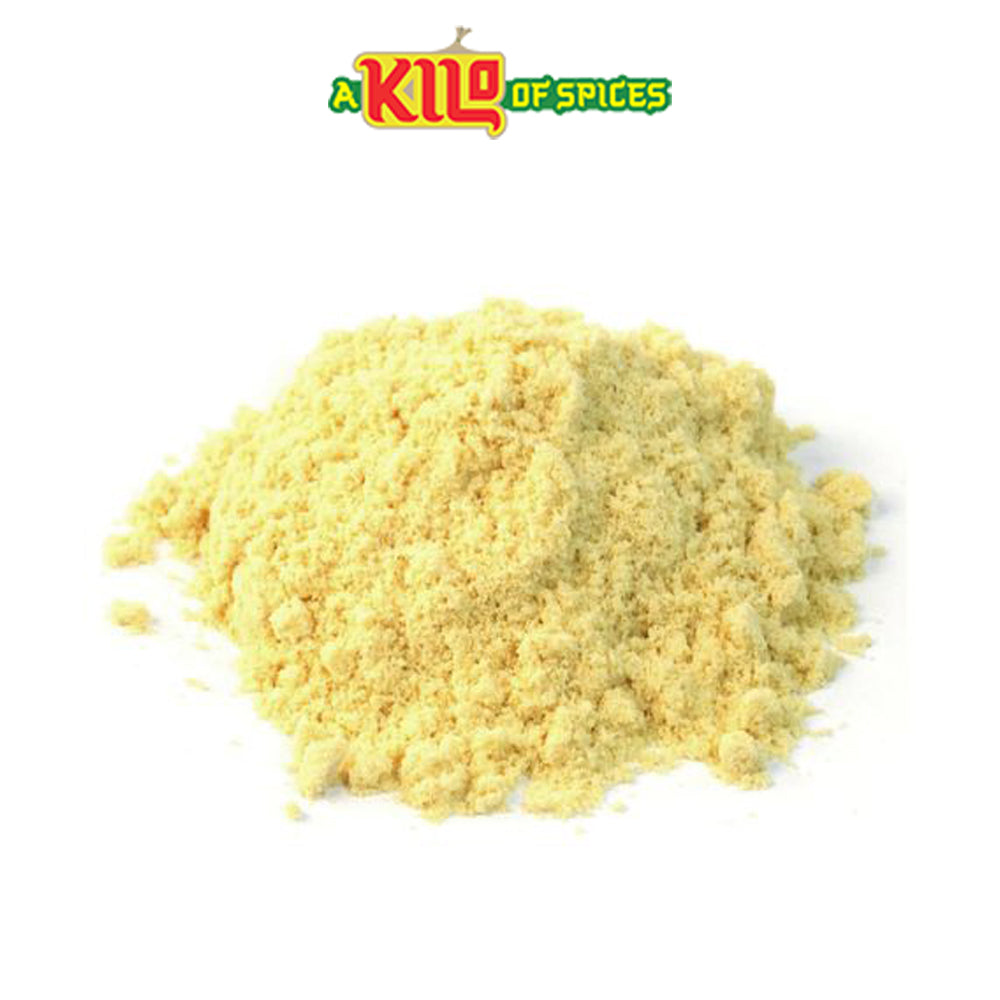 Yellow Ground Mustard Powder - A Kilo of Spices
