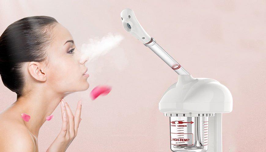 How to steam your face at home? Steaming Your Face -Lukelady – Luke Lady