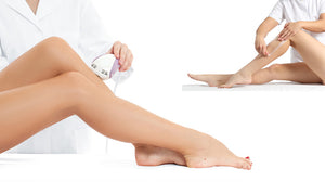 Is laser hair removal more painful than waxing?