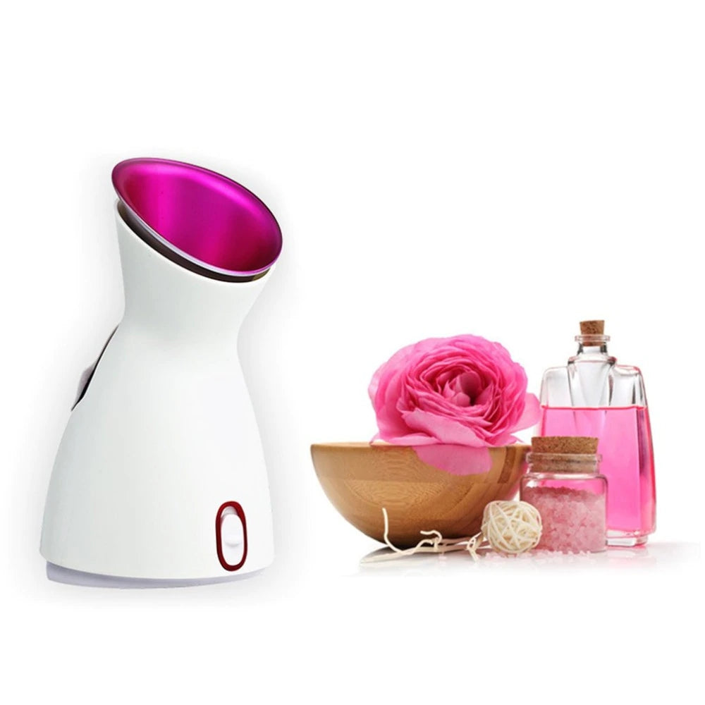 Nano Lonic Mist Sprayer Facial Steamer