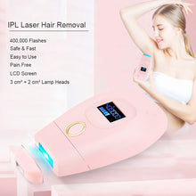 Load image into Gallery viewer, At Home IPL Laser Hair Removal Pink