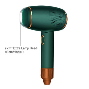 Home  Ice-Sense IPL Laser Hair Removal Green