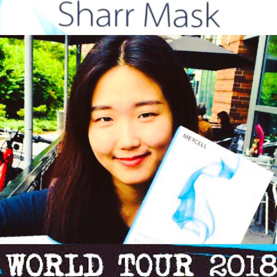 Mercell Sharrmask World Tour 2018