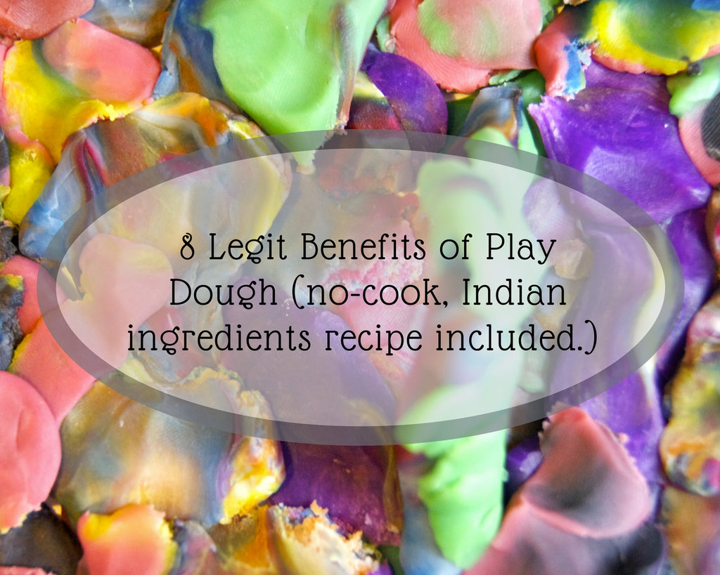 8 Legit benefits of play dough (India-friendly, no-cook recipe included)