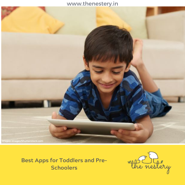 Best Apps for Toddlers and Pre-Schoolers