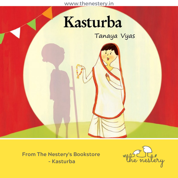 Book Review - Kasturba