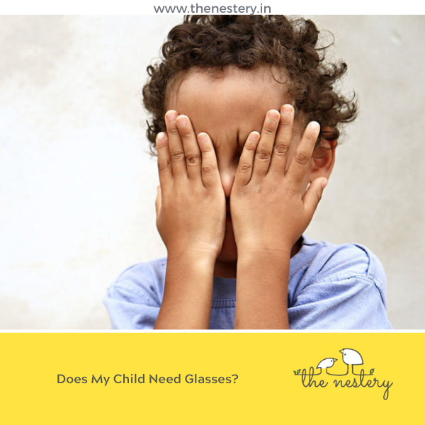 Does My Child Need Glasses?