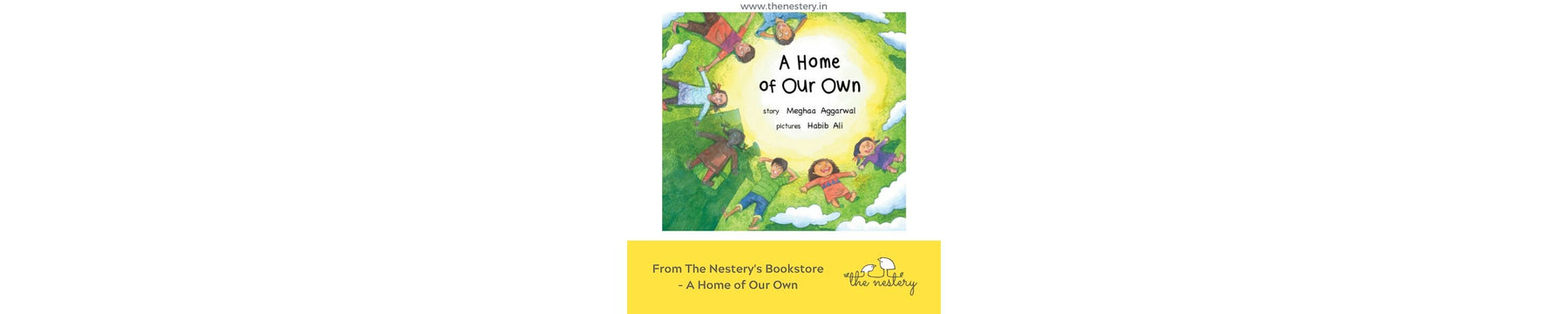 Book Review - A Home of Our Own