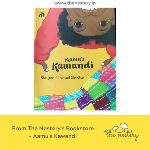 Book Review - Aamu's Kawandi