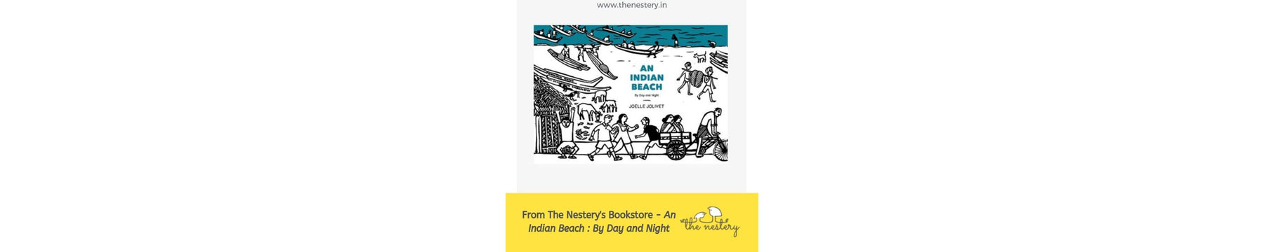 Book Review - An Indian Beach